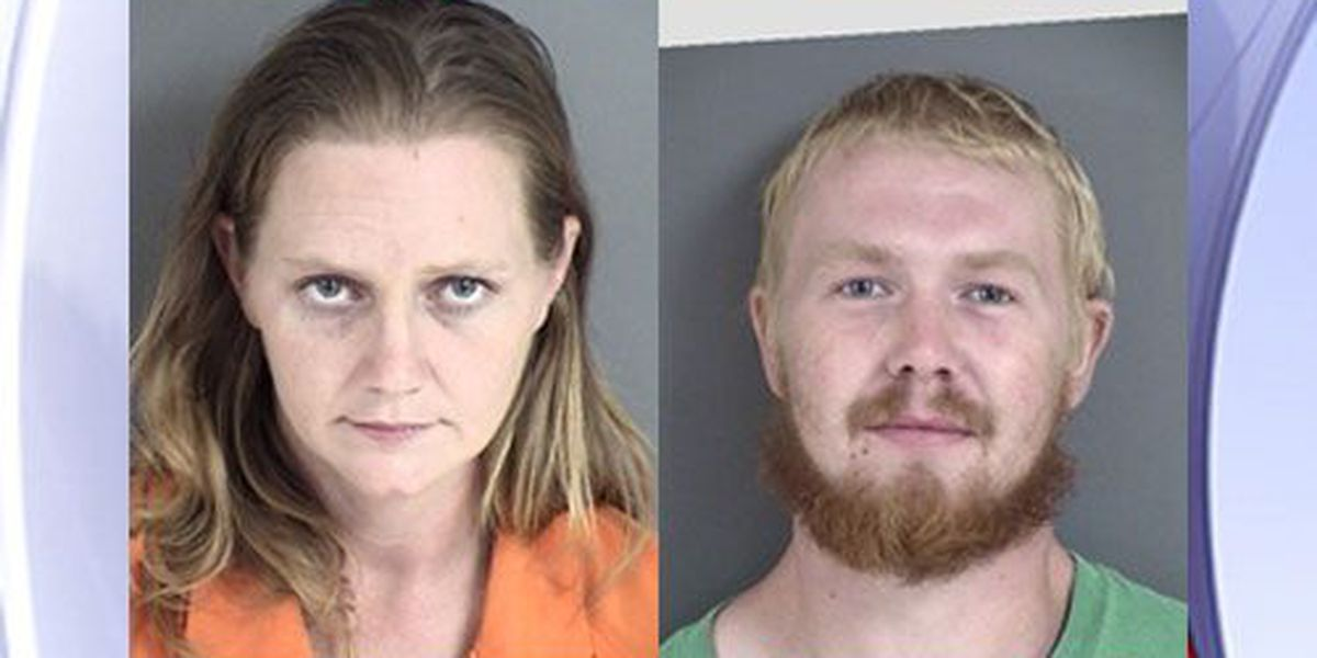 Lufkin PD: Man, woman found with weed after they stole bike from assistant chief's house