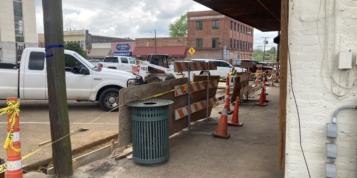 City of Crockett takes aim at revitalization