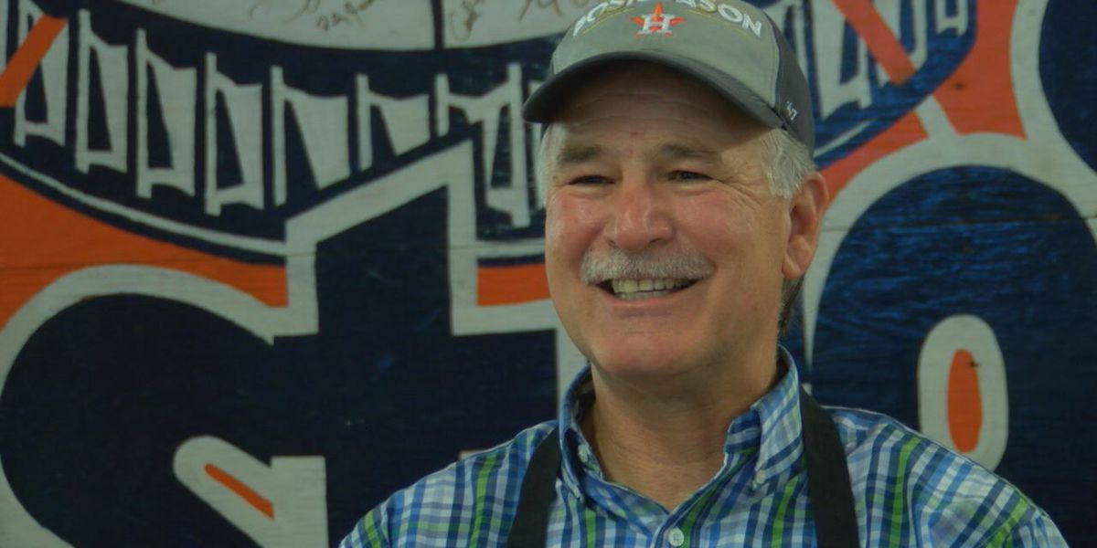 Rusk business owner shows Astros pride, ready for World Series win