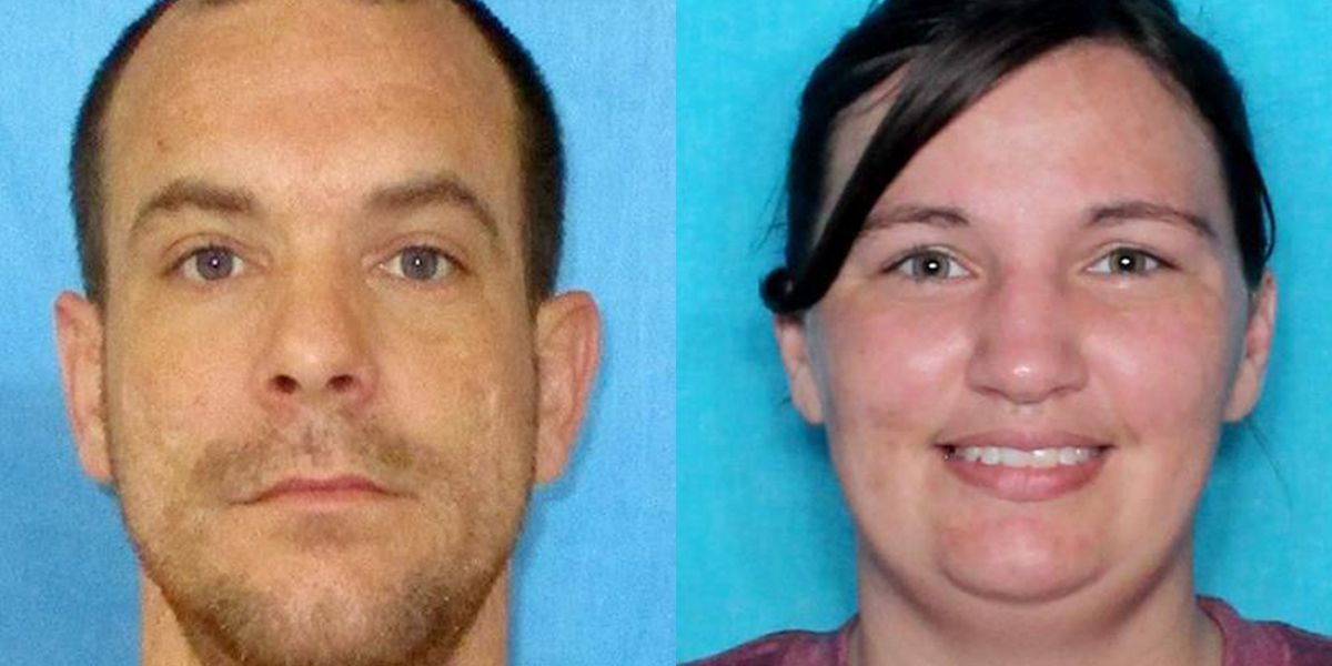 Authorities arrest couple accused of stealing $1,000 worth of beer