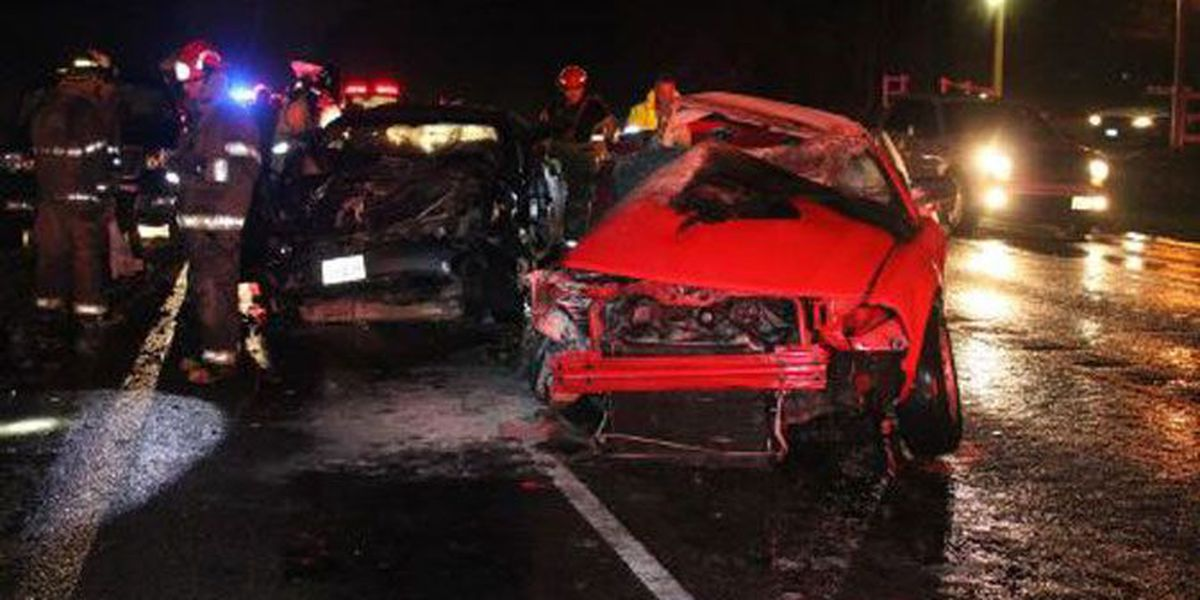 23-old-man man dies after two-vehicle wreck near Center