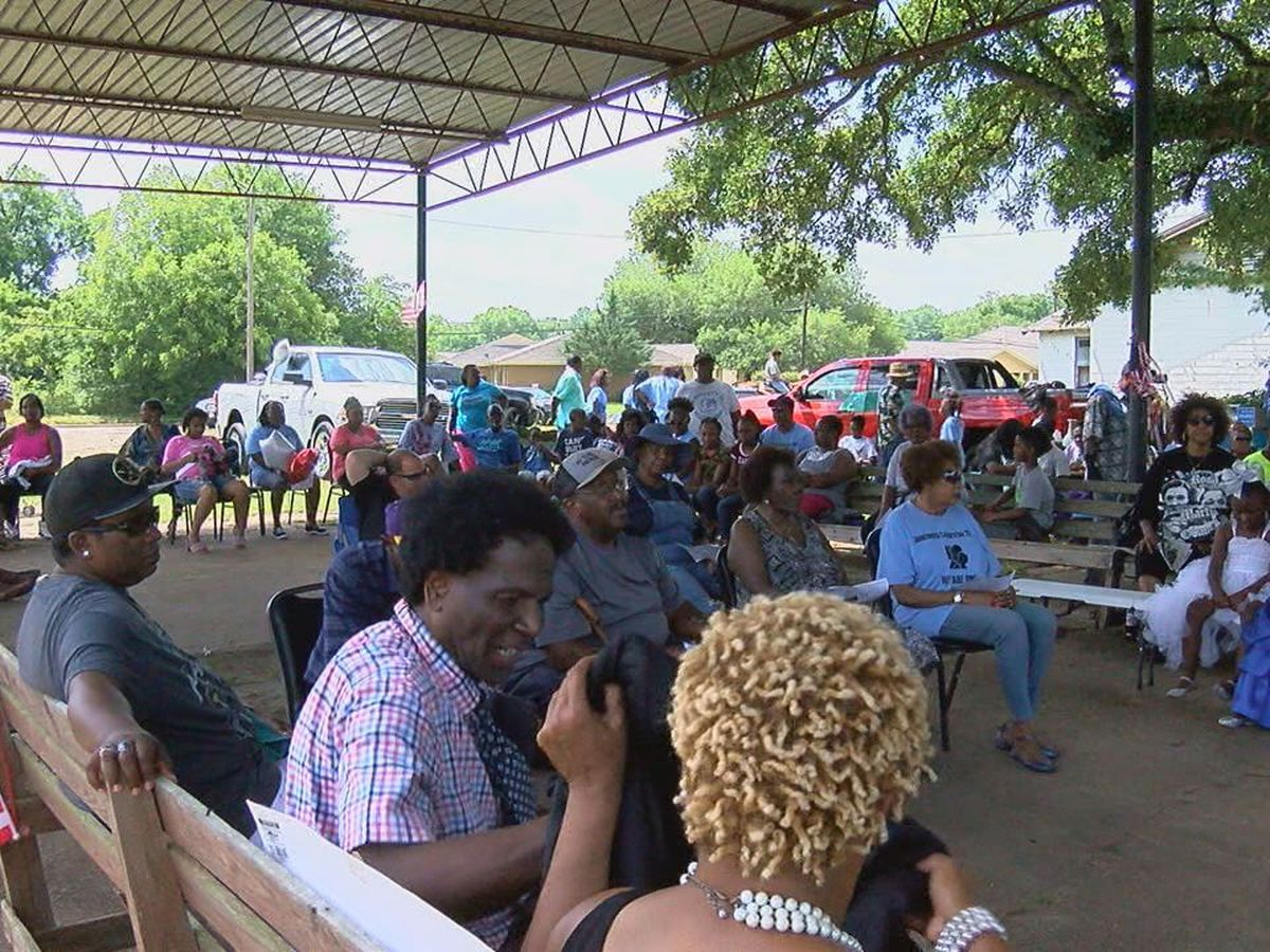 Crockett hosts Juneteenth parade, ceremony to commemorate end of slavery