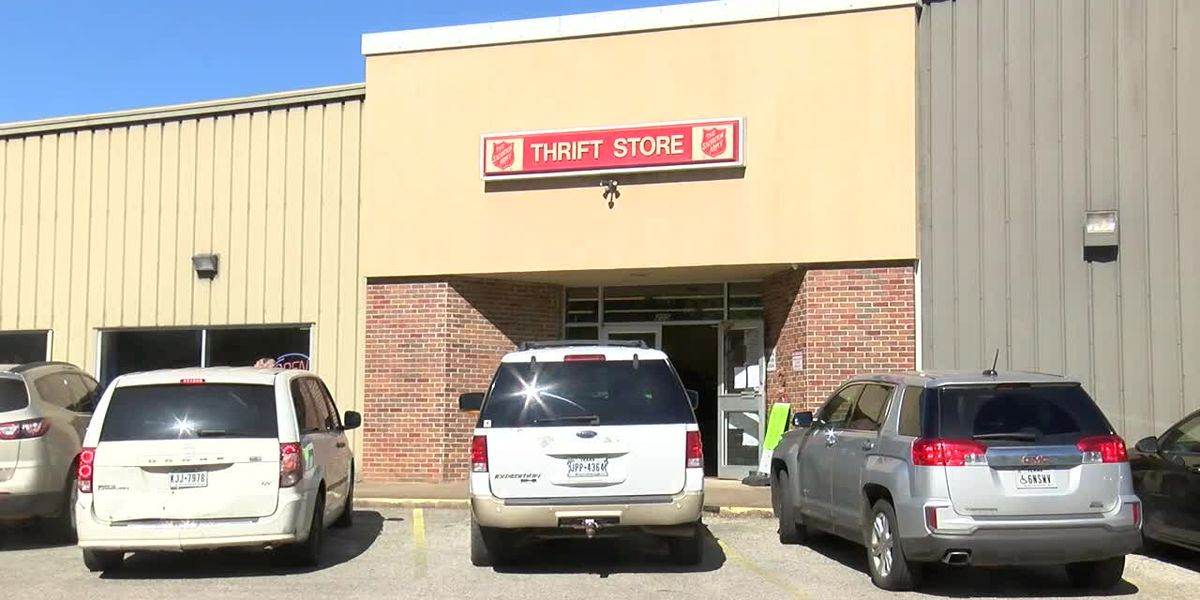 WEBXTRA: Lufkin's Salvation Army Thrift story holds one-day sale