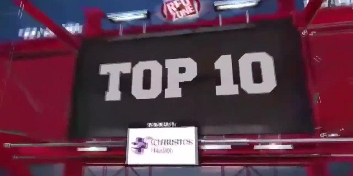 Chapel Hill earns spot on Week 14 Red Zone Top 10