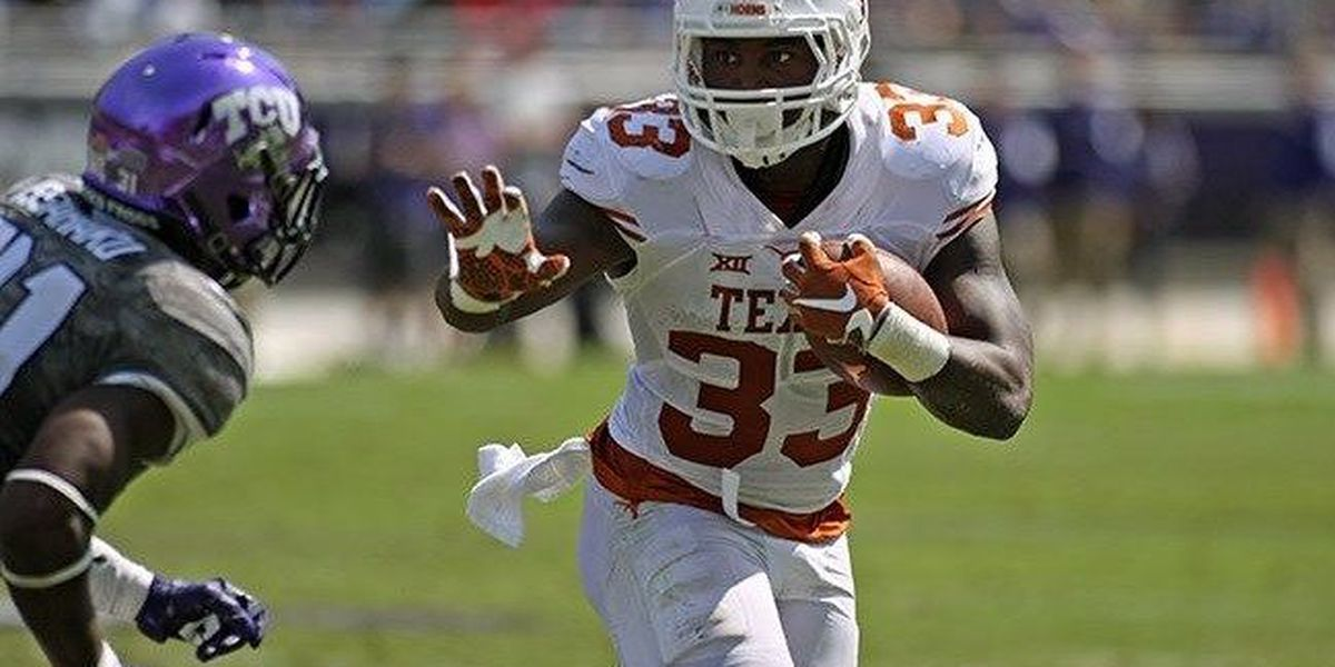 D'Onta's done: Texas' 2,000-yard rusher heading to NFL