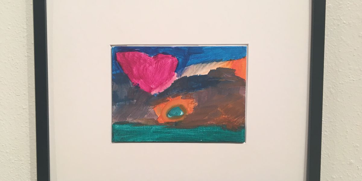 Nacogdoches exhibit features art from children who attended grief camp