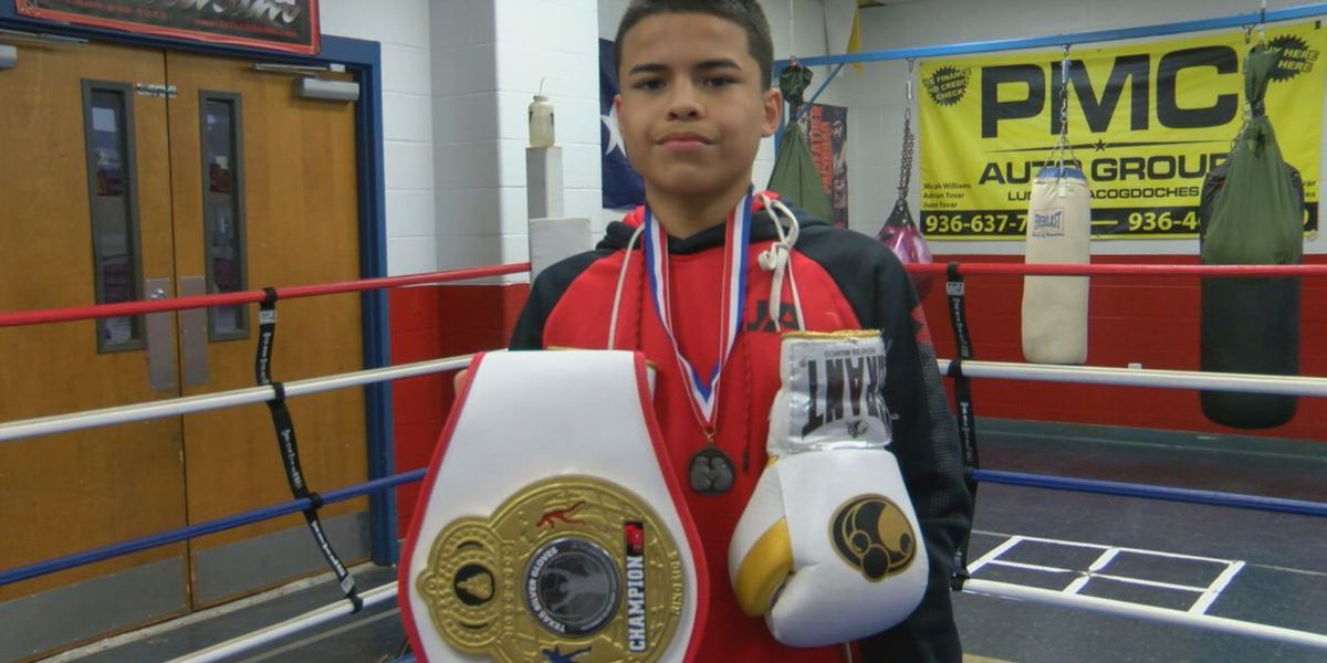 Diboll teenager ready to take the national stage at the U.S. Silver Glove Championships