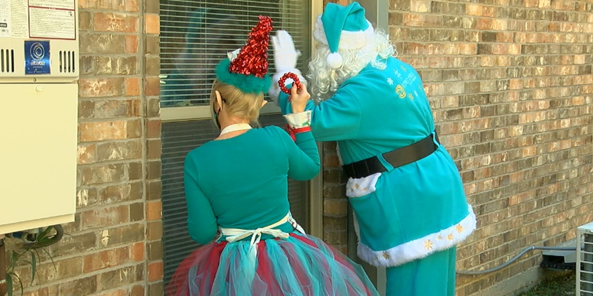 Affinity Hospice helps bring Christmas joy to residents