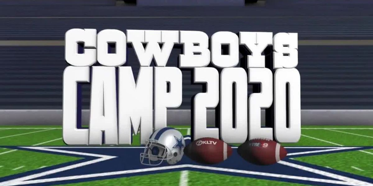 Cowboys Training Camp: Cowboys preparing for scrimmage on Sunday