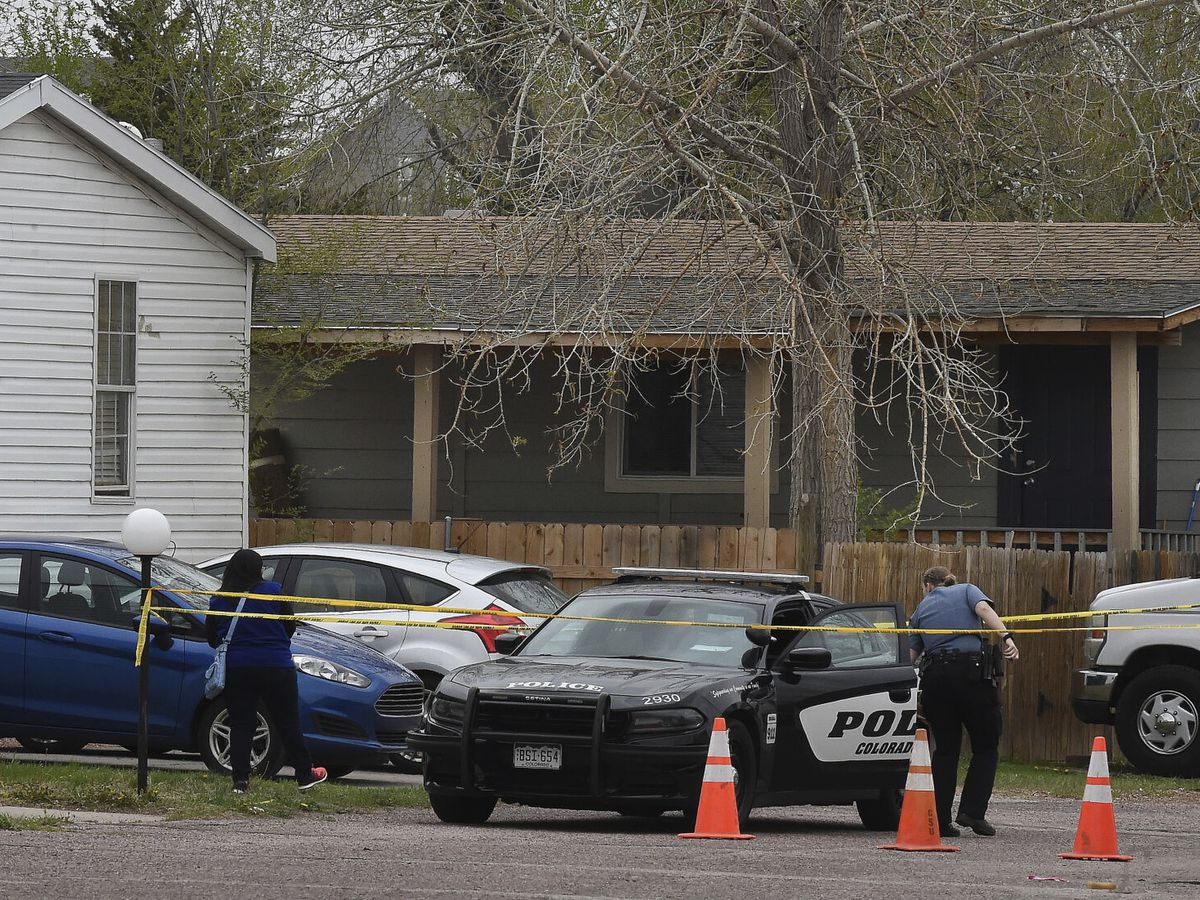 Man kills 6, then self, at Colorado birthday party shooting