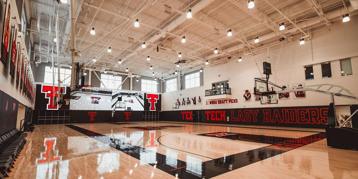 Texas Tech celebrates opening of Dustin R. Womble Basketball Center
