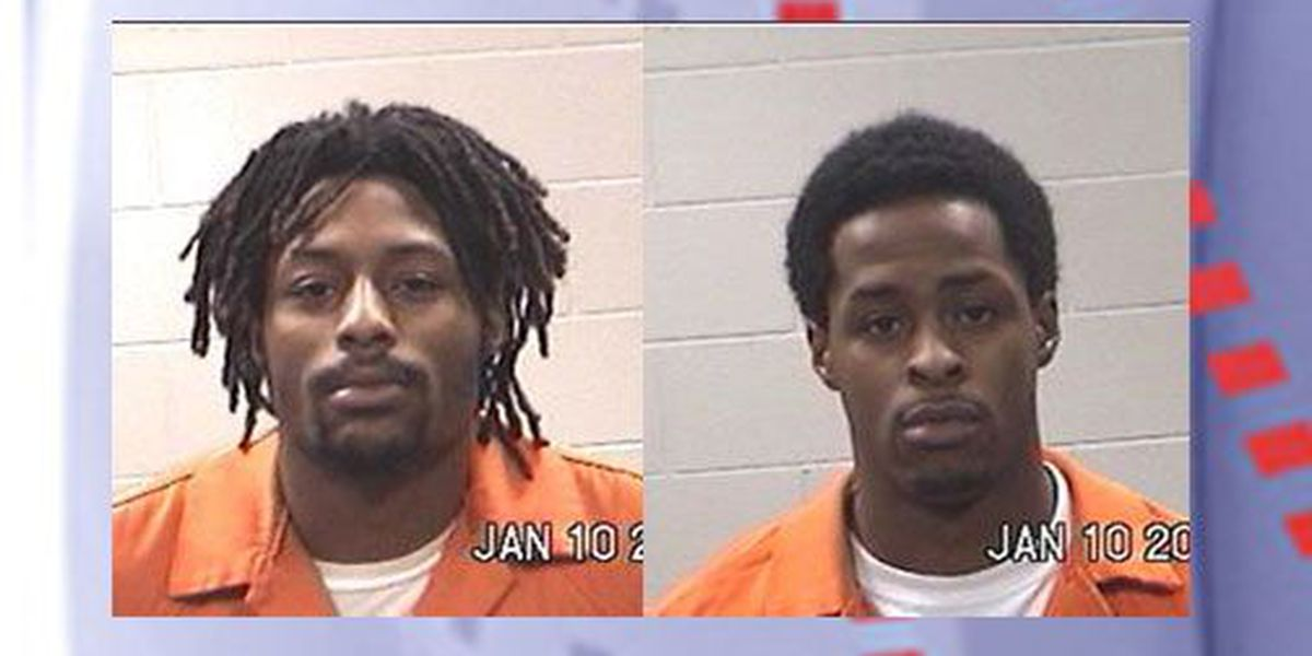 Livingston PD: 2 men robbed 19-year-old victim, dragged him with their vehicle