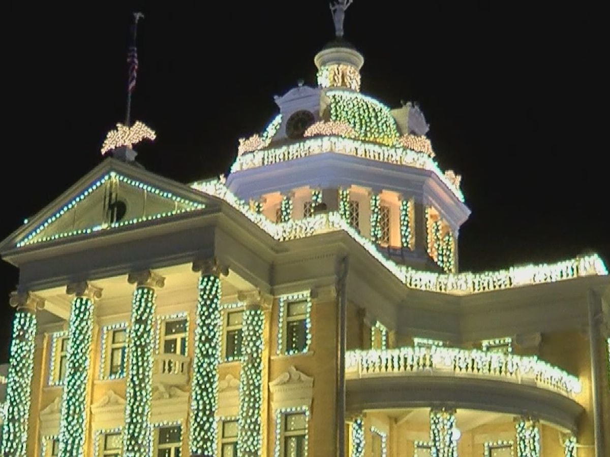 Marshall brings holiday season to life through virtual version of annual Wonderland of Lights festival