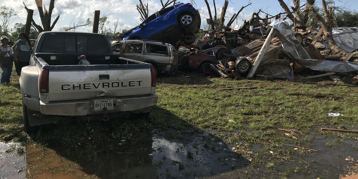 NWS: EF-3 tornado traveled 36 miles through multiple counties