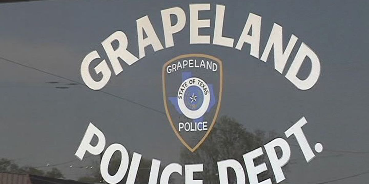 Grapeland police chief resigns, council names new chief