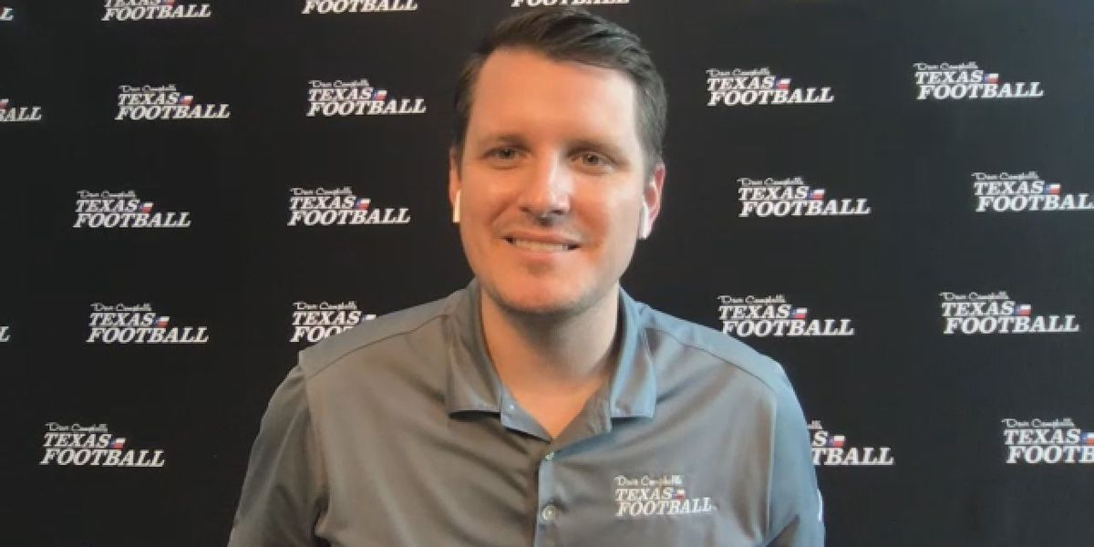 WEBXTRA: Dave Campbell managing editor previews high school football season