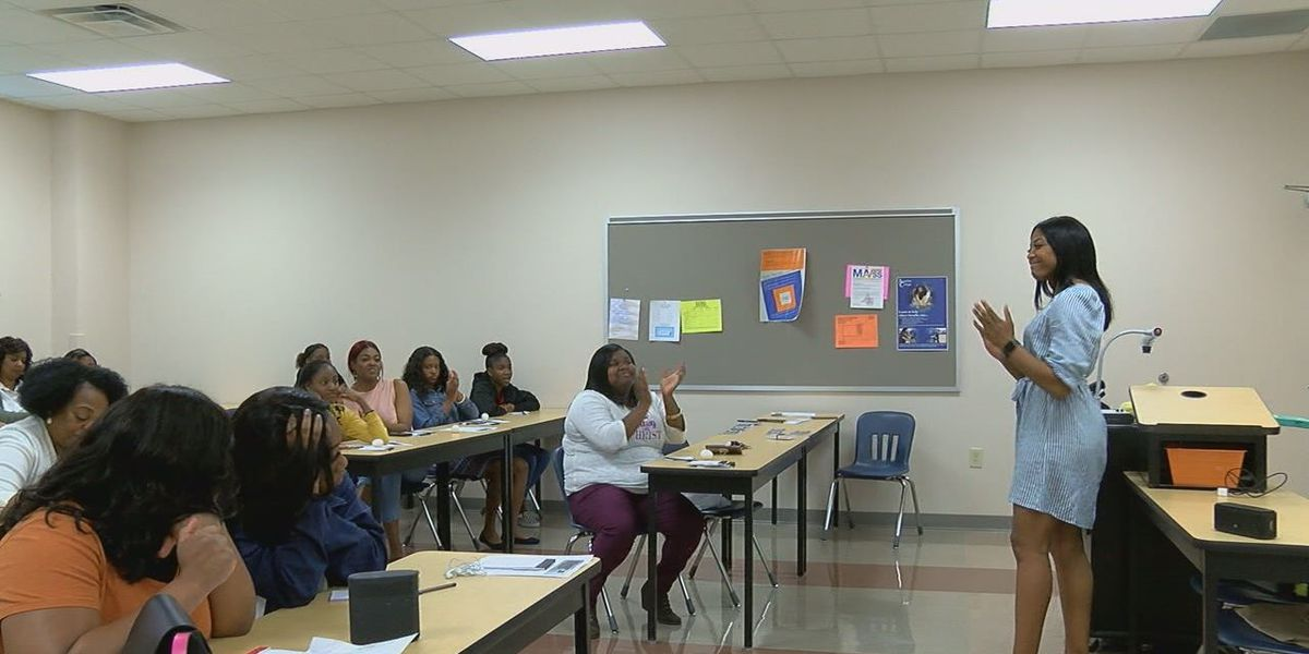 Workshop teaches youth about self-worth, relationships, sisterhood