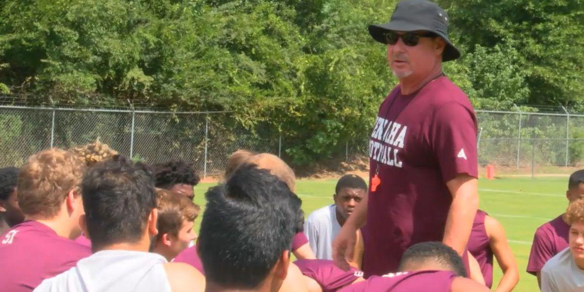 Greg Jenkins steps down as Tenaha football coach