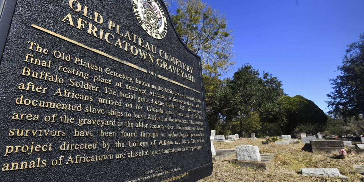Officials: Last slave ship from Africa ID'd on Alabama coast