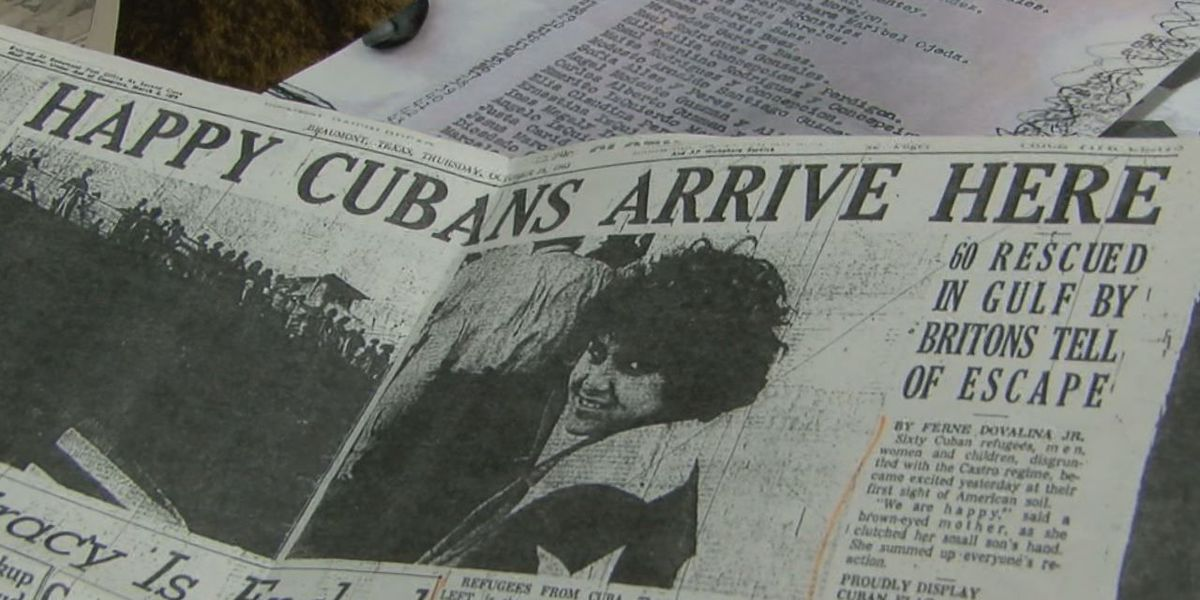 Cuban-American living in East Texas reflects on life under Castro's rule, celebrates new era