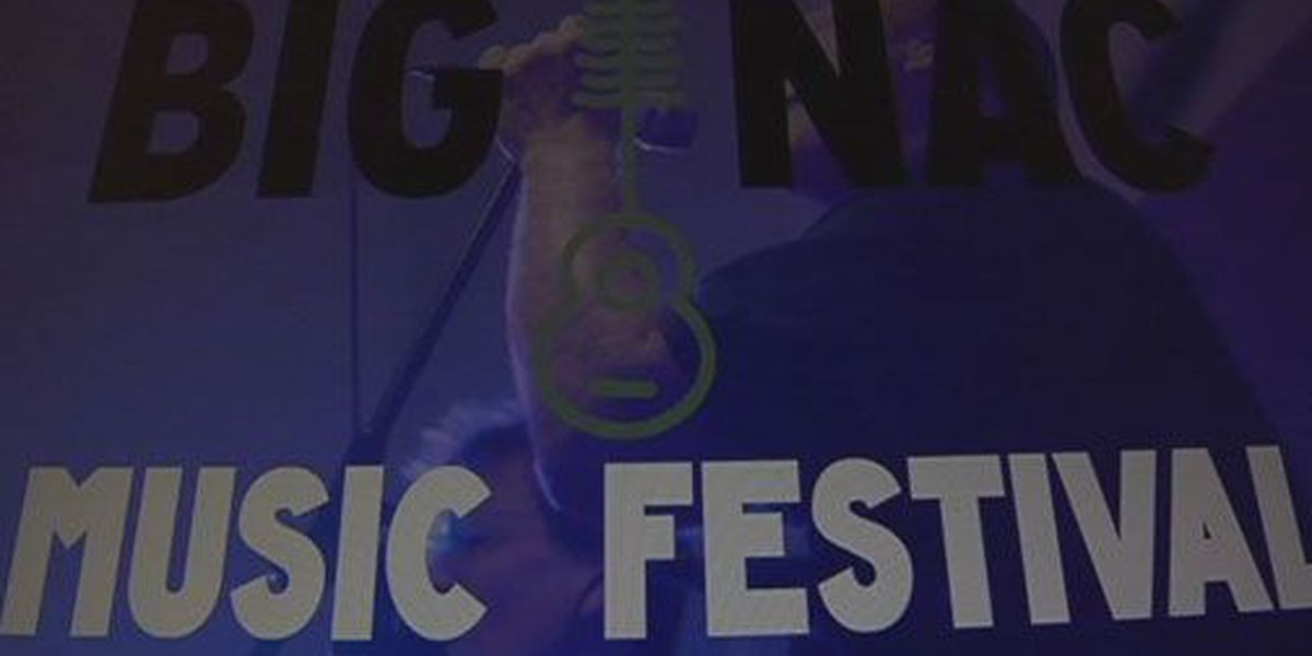 Fans of all music genres in for treat at upcoming Big Nac Music Festival