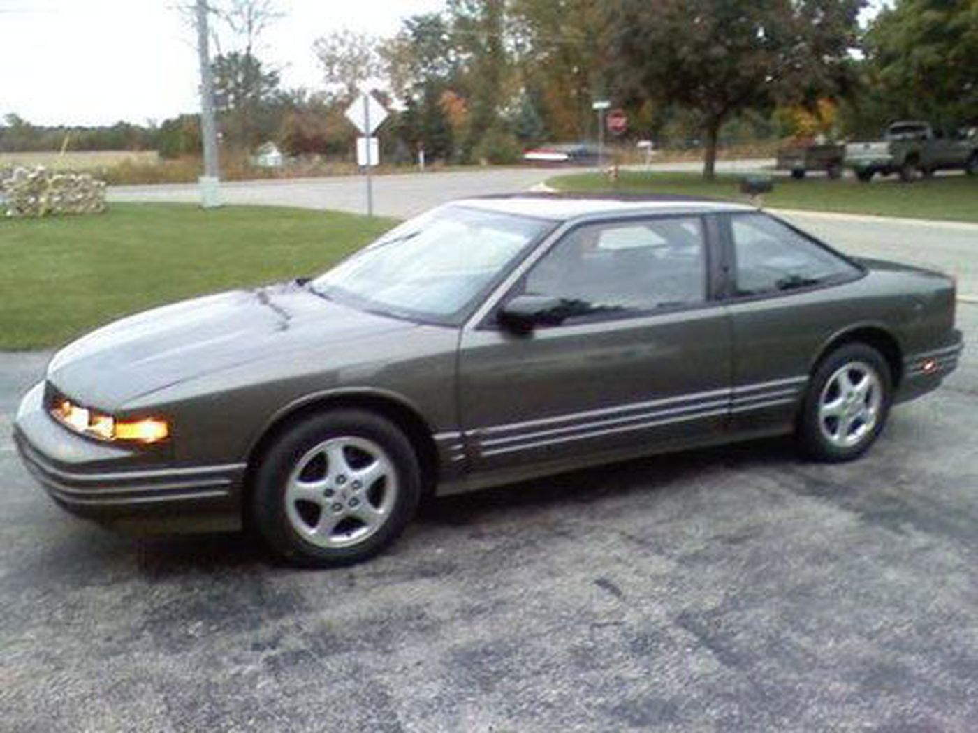 Rusk Man Seeking Publics Help In Locating Stolen Car Tattoo Equipment 1997 Oldsmobile Cutl Supreme Tx Ktre A Is Allegedly Who Stole His Cutlass From True Value Hardware Store Sunday