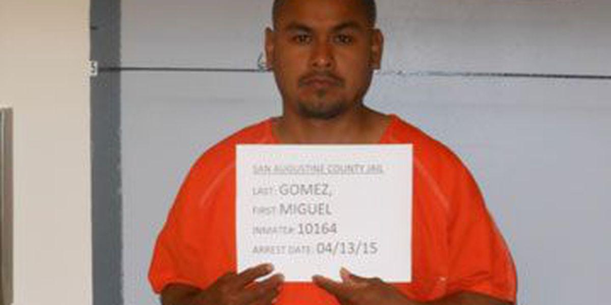 Affidavit: Man molested 7-year-old girl at San Augustine birthday party