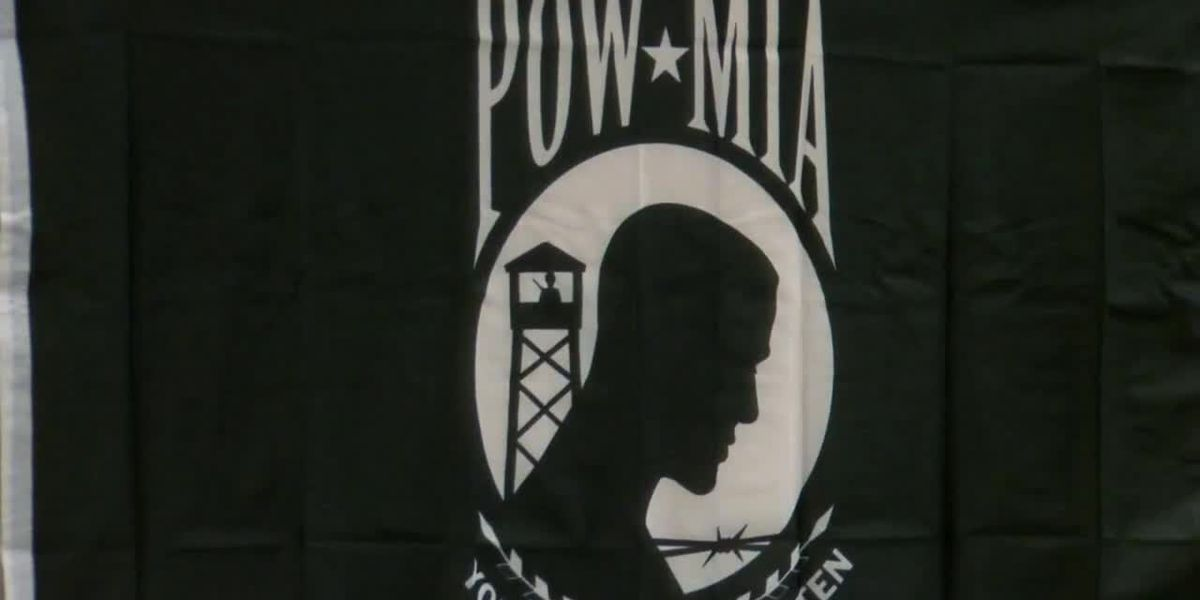 WEBXTRA: Nacogdoches Public Library hosts event in honor of National POW/MIA Recognition Day