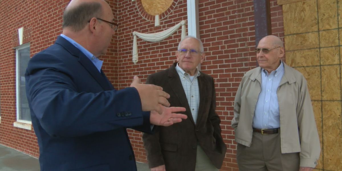 First Baptist Church in Nacogdoches continues $2.5 million expansion