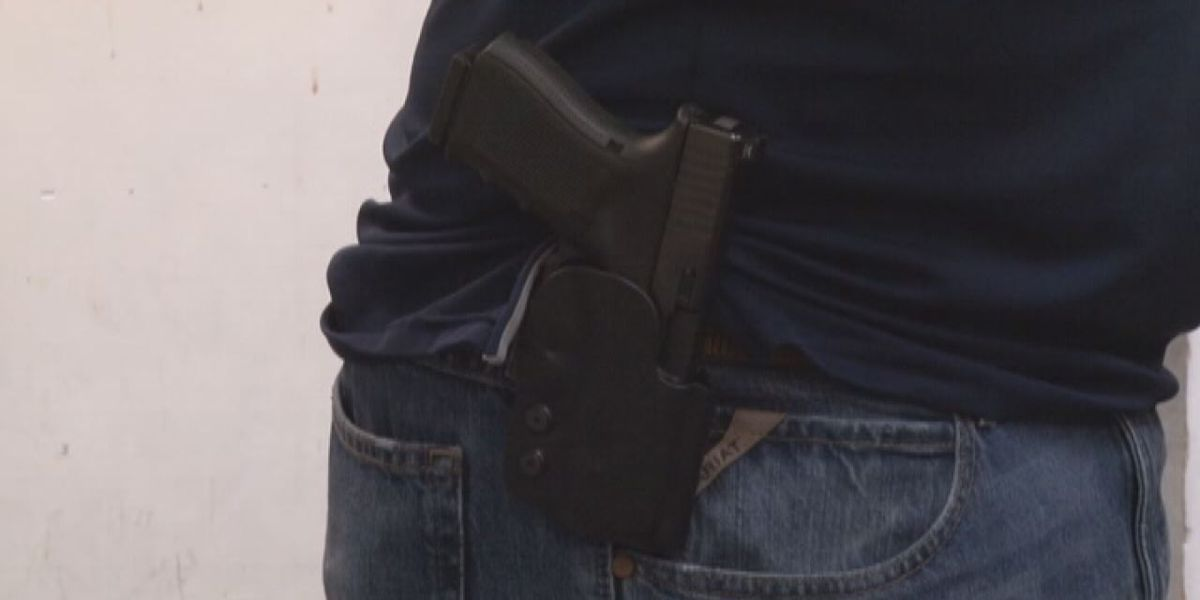 Cornyn introduces concealed carry bill, East Texas instructor gives input
