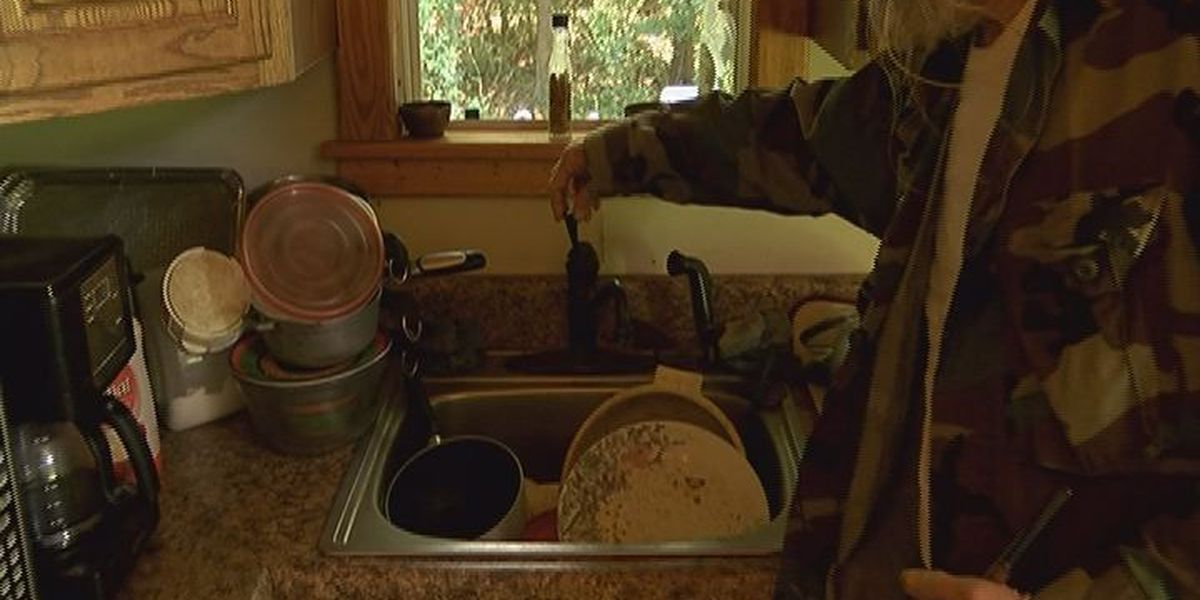 2 Shelby Co. veterans without running water for three months