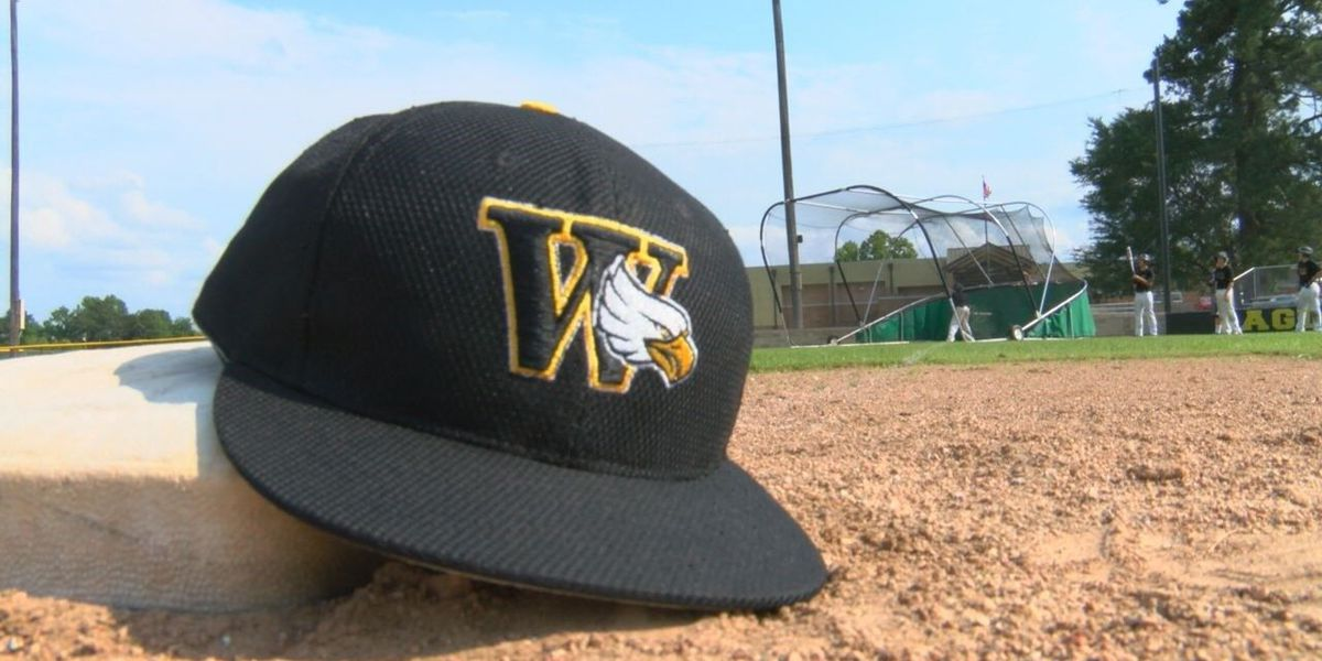 Woden baseball area-round bound after ending 17-year district title drought