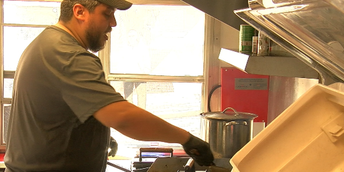 'There's a lot of ups and downs' owner says about running a food truck