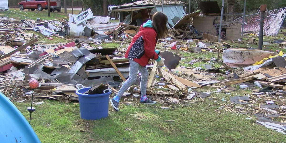 Community coming together to help rebuild Zavalla home