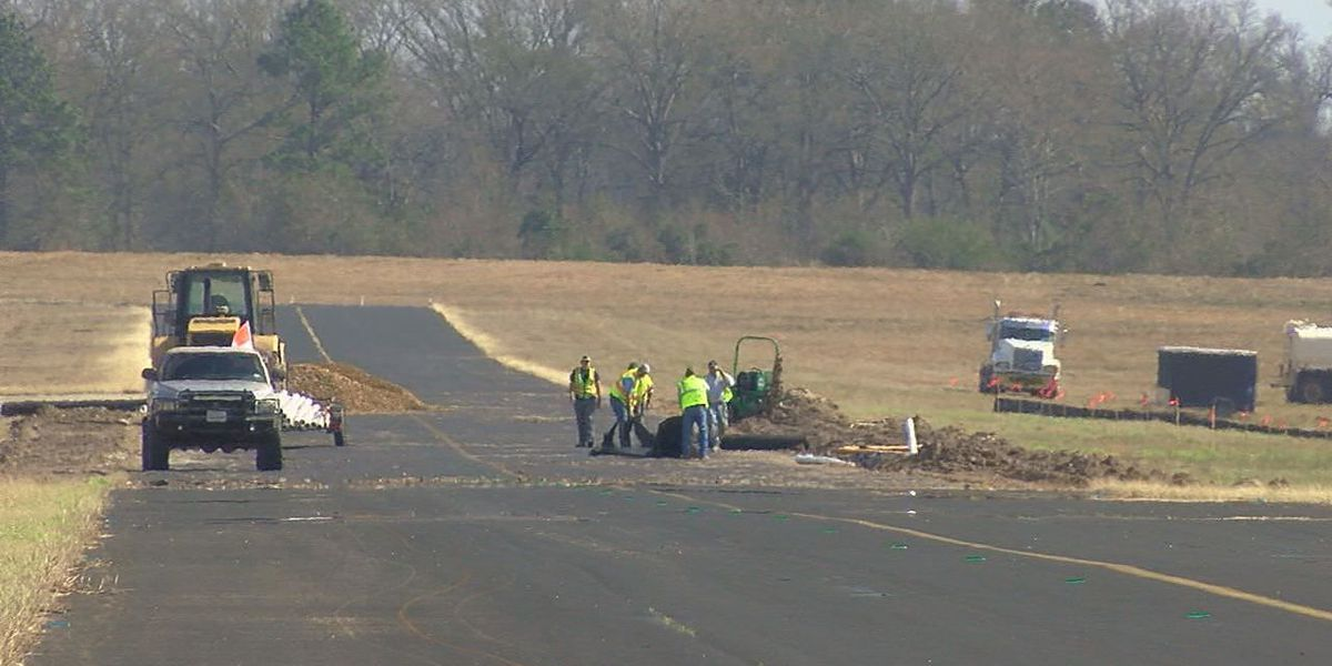 $2.4M facelift underway at Angelina County Airport