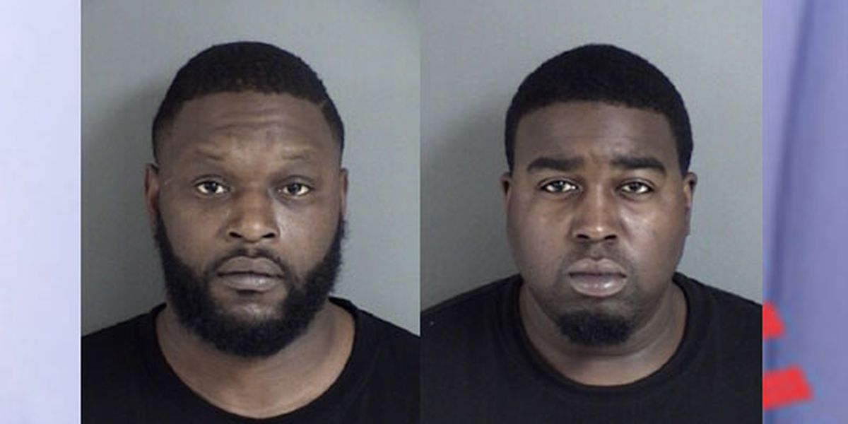 Lufkin police: 2 men stole catalytic converter from church van