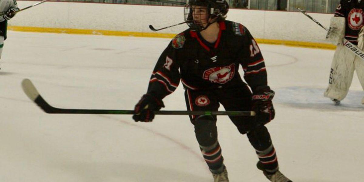 West Texas Hockey Club's Ayden Boyd lands spot on ESPN SportsCenter Top 10