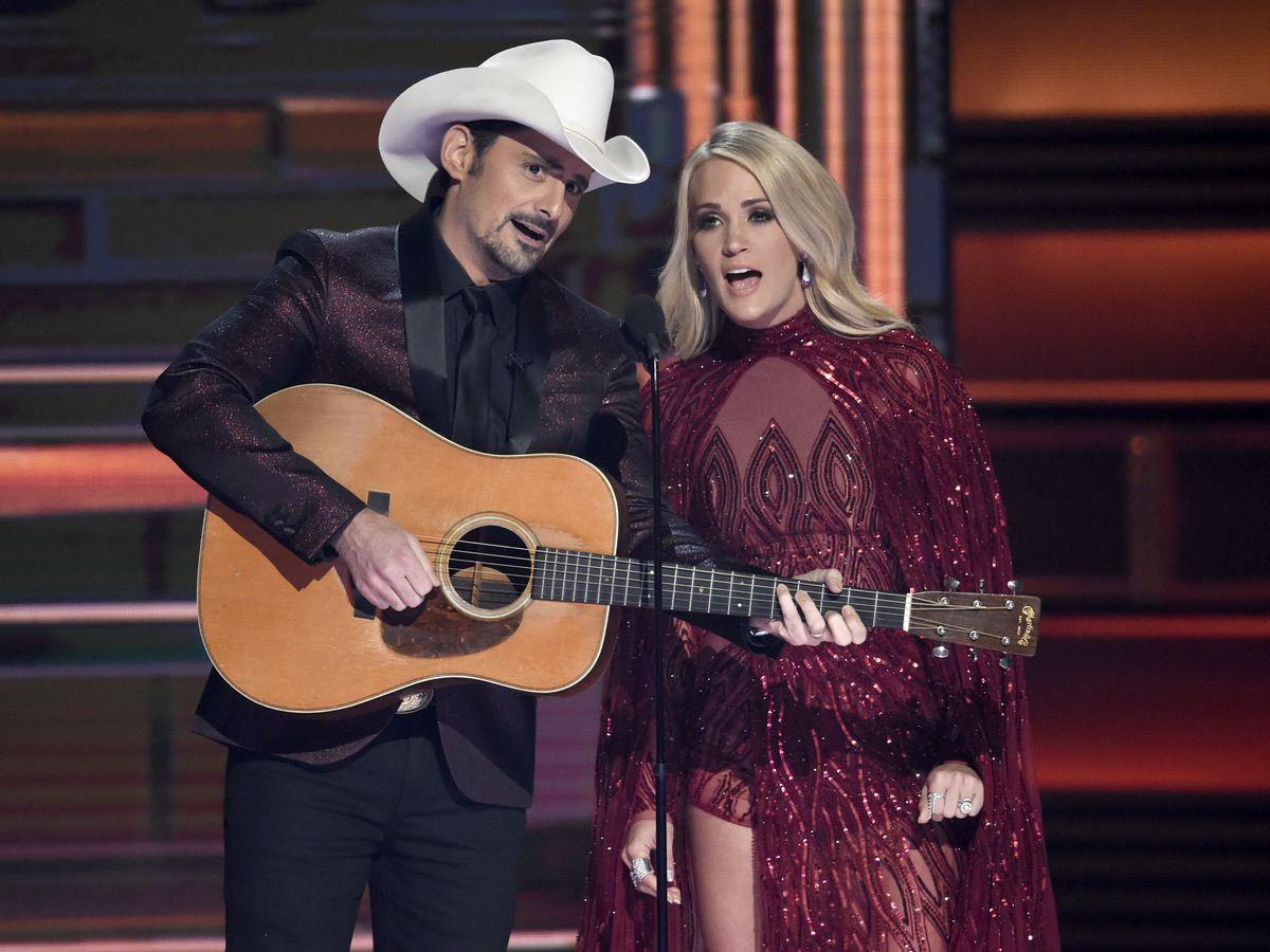 CMA Awards to feature Carrie Underwood, Chris Stapleton