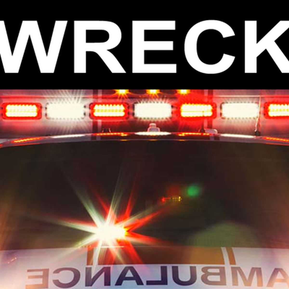 Sabine County wreck sends one to hospital
