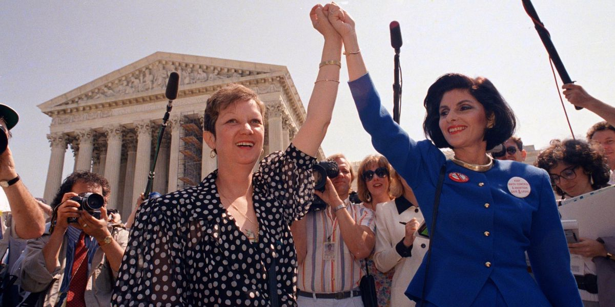 Overturning Roe v. Wade wouldn't turn back the clock to 1973