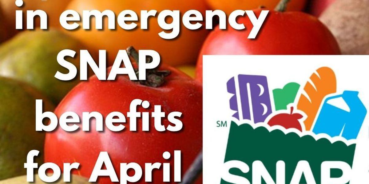 Emergency SNAP benefits extended through April for Texas families