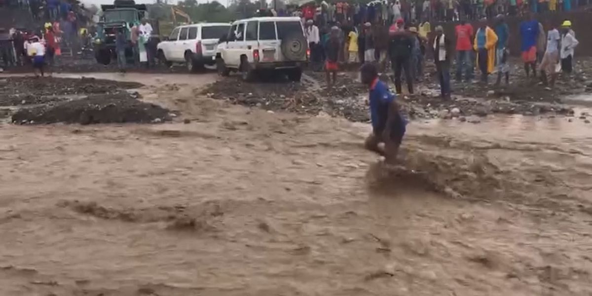 East Texans provide relief to Haiti