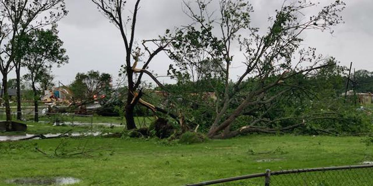 Tornado warnings expire for parts of East Texas