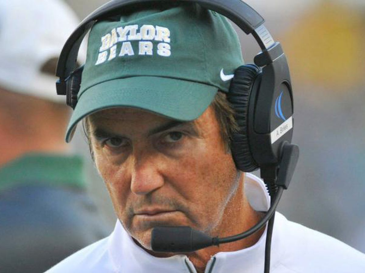 Mount Vernon ISD superintendent speaks about decision to hire former Baylor football coach