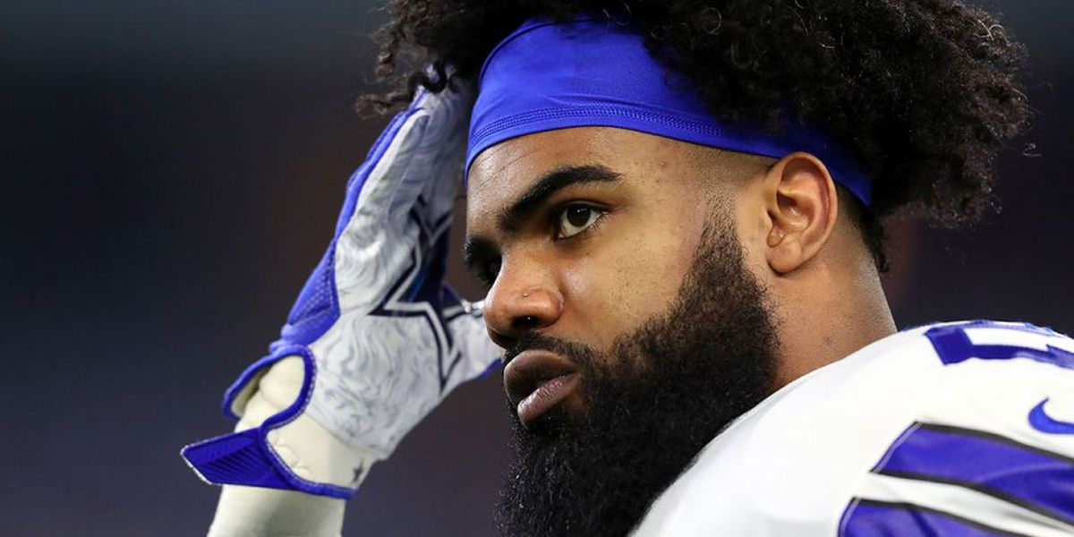 ESPN: Zeke offered new contract that would make him second highest-paid RB in NFL; no deal yet
