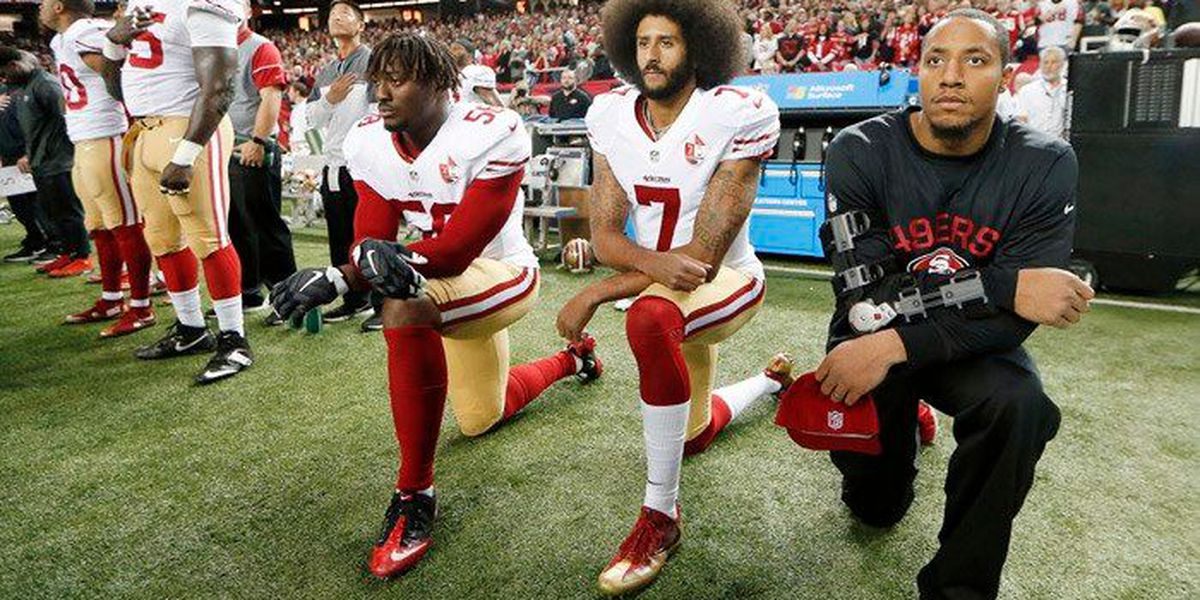 NFL to require all on-field players to stand for national anthem