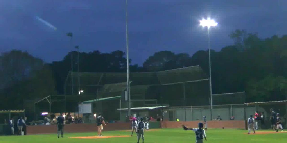 Baseball complex in Nacogdoches replaces stadium lights, again allowing night games
