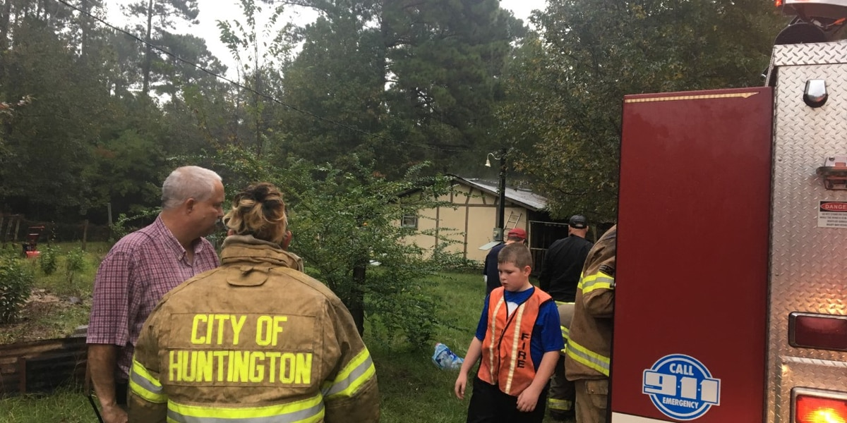 Crews respond to house fire in Moffett area