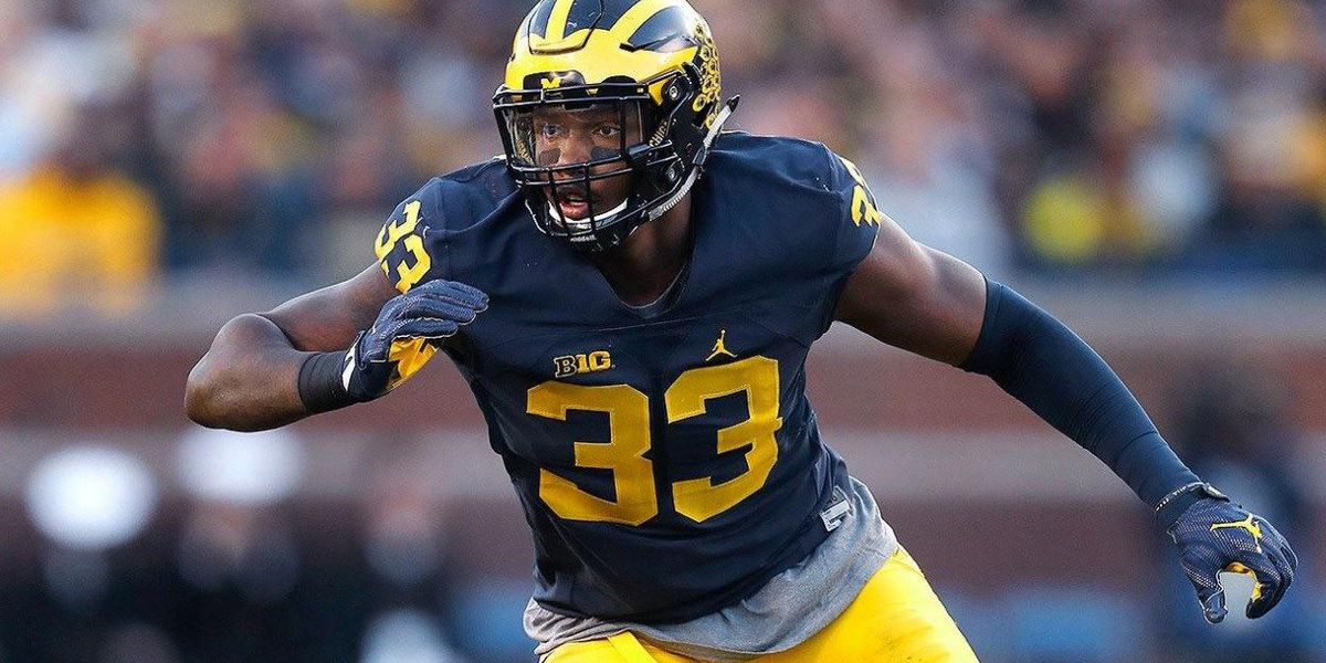Cowboys target D as expected with Michigan's Taco Charlton