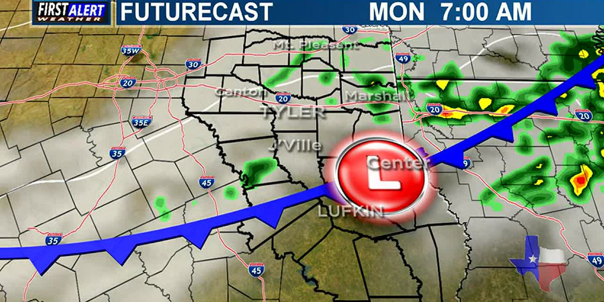 Saturday Night Weather At Your Fingertips